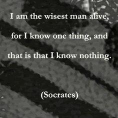 Socrates Quotes On Life, Wisdom & Philosophy To Inspire You Socrates Quotes, Wise Quotes, Words Quotes, Wise Words, Inspirational Quotes, Sayings, Rumi Quotes, Random Quotes, Daily Quotes
