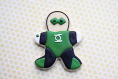 Green Lantern / Superhero / Comic Book / por guiltyconfections