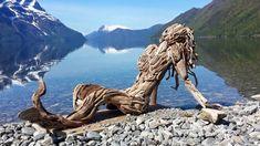 Bildergebnis für driftwood art