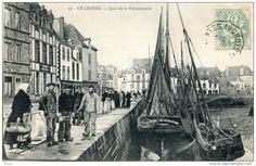 Le Croisic, port de pêche,  c.1900 - Bretagne