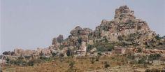 Trek přes Jabal Maswar