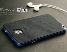For Samsung Galaxy Note 3 case,original Ipaky Brand PC Frame   Silicone back cover cellphone case for Samsung Galaxy Note3 https://womenslittletips.blogspot.com http://amzn.to/2lkg9Ua