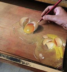 Singapore-Based Artist Ivan Hoo Creates Awesome Wood And Pencil Realistic Art
