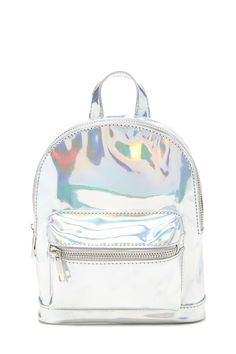 Holographic Mini Backpack                                                       …