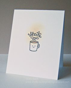 Lawn Fawn - Love You a Latte _ simply perfect card design by Shelly via Flickr - Photo Sharing!