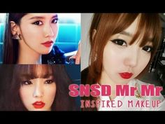 HowtoMakeUp | SNSD [소녀시대] Mr Mr | Inspired Makeup