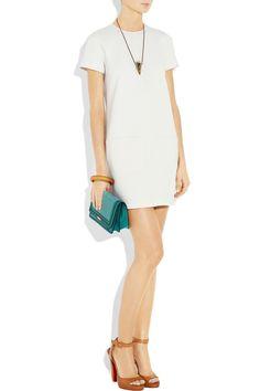 Ralph Lauren Black label - Conroy wool blend mini dress (Net-a-porter)
