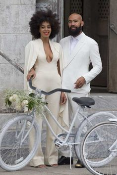 Solange Had an Aesthetically Superior Wedding -- The Cut