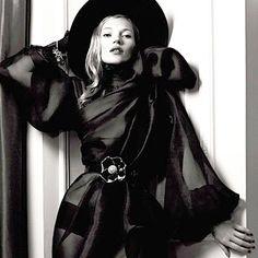 VOGUE UK:  Kate Moss Named Hat-Wearer Of The Year  .. www.fashion.net