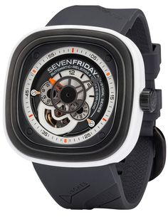 Seven Friday Automatic Modern Watches, Watches For Men, Watch Companies, Smart Watch, Friday, Nice, Fashion, Wristwatches, Moda