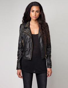 i want this jacket so bad! It makes me want to scream because I can't have it touching my skin right now.