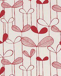Tapet Saplings Cream/Pink från MissPrint