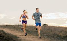 Three Tips for Running Downhill