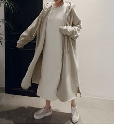 Death by elocution: Photo – Hijab Fashion 2020 Muslim Fashion, Modest Fashion, Hijab Fashion, Korean Fashion, Fashion Dresses, Mode Outfits, Casual Outfits, Winter Outfits, Mode Ootd