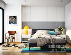 """Check out new work on my @Behance portfolio: """"Bedroom - Concept - Hodidu"""" http://on.be.net/1NCyjFJ"""