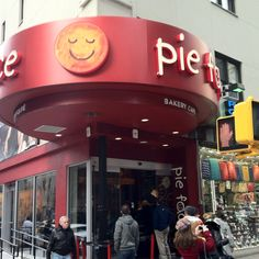 Pie Face!  1407 Broadway at 39th
