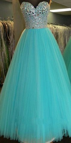 Custom Sweetheart Prom Dresses, Long Prom Dresses, Low Back Prom Dresses, Long Prom Dress, Crystal Prom Dress, Formal Dresses