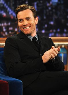Ewan McGregor... a little bit