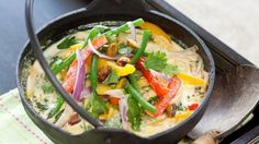 You'll find the ultimate Organic Thai Green Curry recipe and even more incredible feasts waiting to be devoured right here on Food Network UK.
