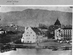 Das Kratzquartier 1877, das 1891 aus dem Stadtbild verschwand. Painting, Past, City, Photo Illustration, Painting Art, Paintings, Painted Canvas, Drawings