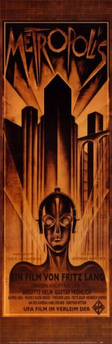 Metrópolis by Fritz Lang (1927)