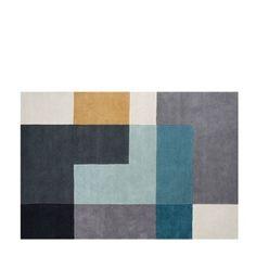 170x240 Tetris Rug - Blue -> 140x200 http://www.liniedesign.com/product/0x1a3296af3d3a14bcf18a96e865e8abf1/