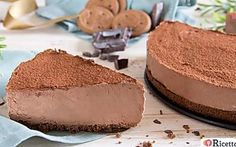Cheesecake al cioccolato - Ricetta.it