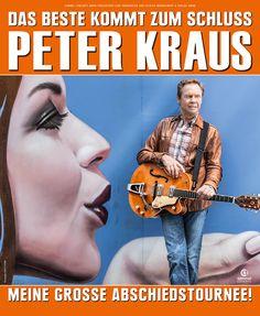 Peter Kraus - DAS BESTE KOMMT ZUM SCHLUSS - Meine große Abschiedstournee! - Tickets unter: www.semmel.de