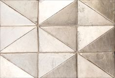 Tabarka studio tile Gold or Silver- which is it? Love!