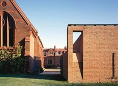 Library and Archive, Girton College by Allies and Morrison