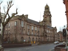 Walsall Town Hall Rotary Club, Walsall, West Midlands, My Town, Town Hall, Barcelona Cathedral, Big Ben, Louvre, History