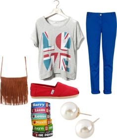 """one direction concert outfit!"" by lnbarlow on Polyvore"