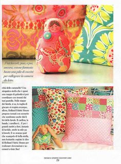 Country Chic magazine publication by Holland Fabric House, via Flickr