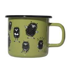 Moomin Dining Stinky Retro Mug | ACHICA