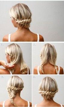 İşyerinde Kullanabileceğiniz Saç Modelleri #hair #hairstyle #ideas #forwork #workhair