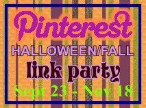 Halloween/Fall Pinterest Party!