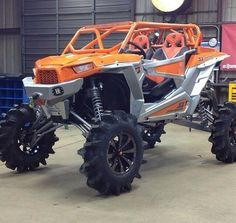 Lifted Rzr