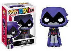 Pop! TV: Teen Titans Go! - Raven | Funko amazon