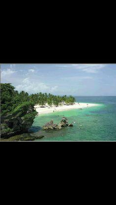 Cayo levantado, Dominican republic