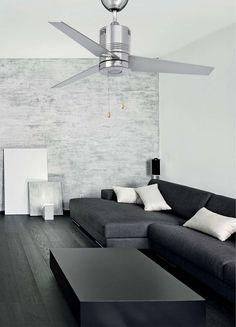 Ventilateur de plafond avec lumière led CHILOE de FARO