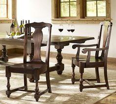 Cortona Chair #potterybarn