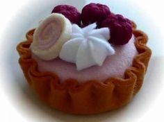 pasteles de fieltro - Buscar con Google