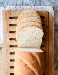 When you're ready to take your new sourdough starter for a spin, I have just the recipe