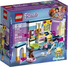 LEGO® Friends Stephanie's Bedroom 41328