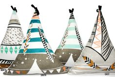 Hey, I found this really awesome Etsy listing at https://www.etsy.com/listing/241940307/teepee-pillow-decorative-nursery-pillow