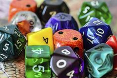 Dungeons and Dragons Gaming Woods Memorial Library Tucson, AZ #Kids #Events
