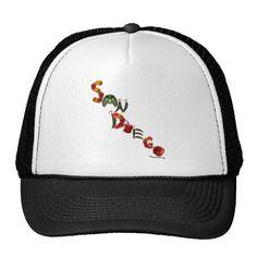 Smile Pig Mesh Baseball Cap Girl Adjustable Trucker Hat Sky Blue