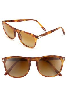 Persol 'Retro Keyhole' Sunglasses available at #Nordstrom