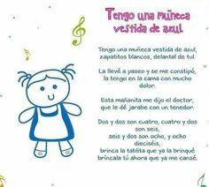 Kids Songs, Nursery Rhymes, Smurfs, Spanish, Preschool, Comics, Fictional Characters, School Stuff, English