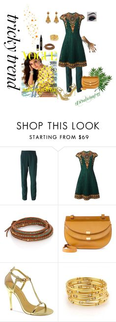 """""""#pants&dress"""" by divalicious-77 on Polyvore featuring 3.1 Phillip Lim, Valentino, Chan Luu, Chloé, Chinese Laundry and L'Oréal Paris"""